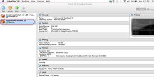 HDP 2.0 VM running using VirtualBox